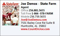 Joe Demos State Farm